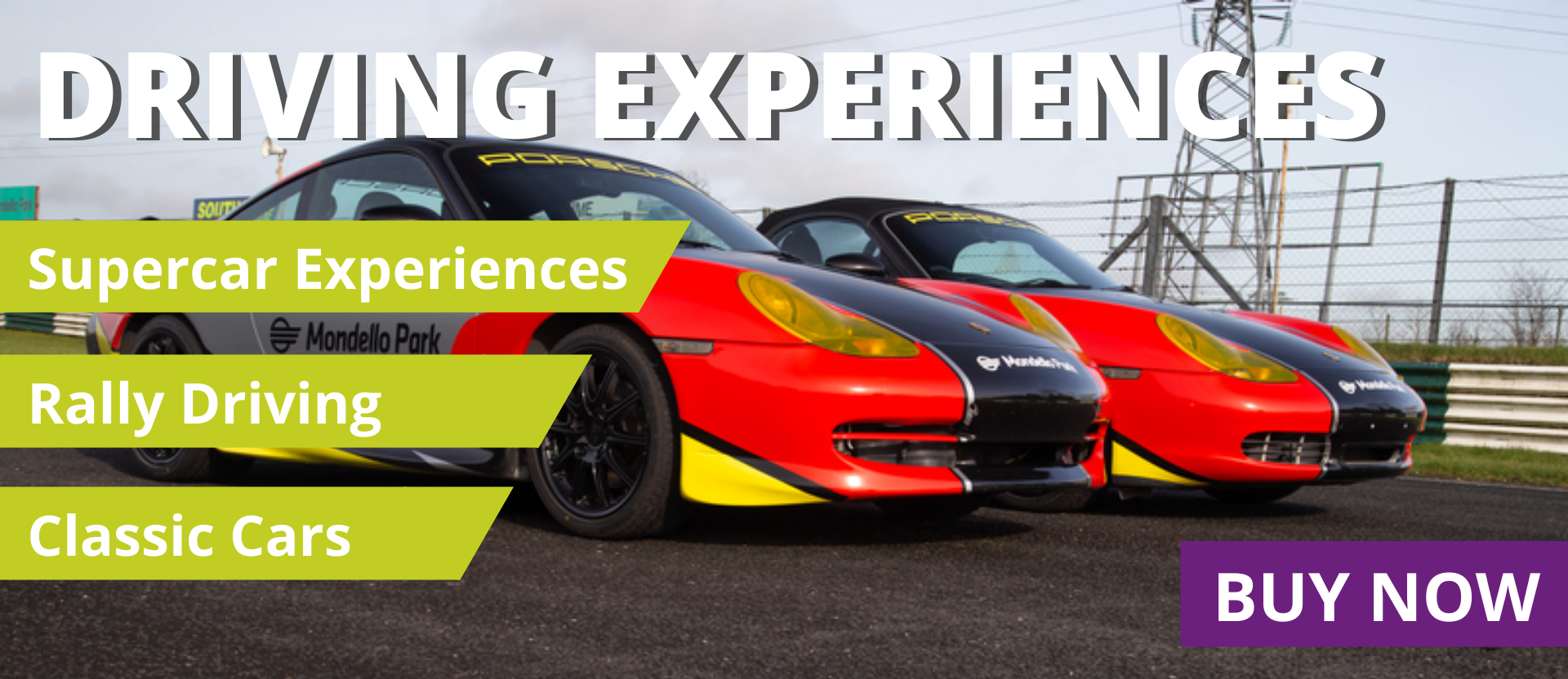 Driving Experiences